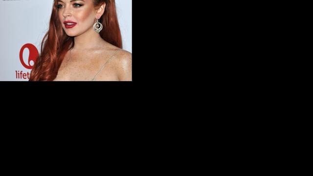 Lindsay Lohan plaatst foto met The Wanted-zanger