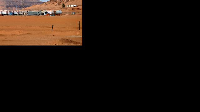 'Gegijzelden Algerije mogelijk verdwaald in Sahara'