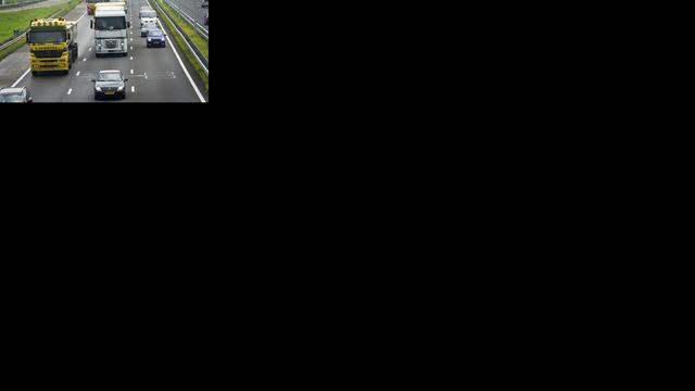 Duitse belager vrachtwagens gepakt