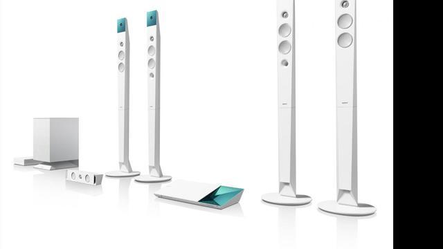 Nieuwe home-cinemasystemen Sony geschikt voor 4K