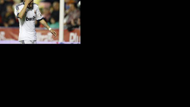 Rood Real schakelt Valencia uit in Copa del Rey