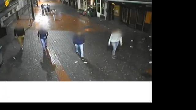Politiepatrouilles bij verdachten mishandeling Eindhoven