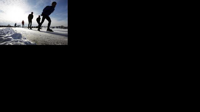 Gemeente Waterland wil dat schaatsers wegblijven