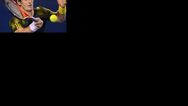 Murray bereikt finale Australian Open