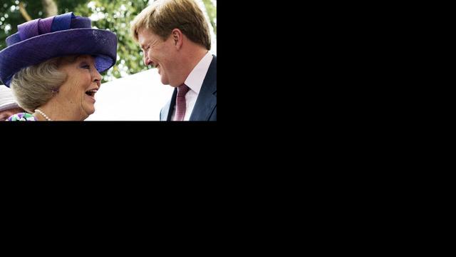 Troonswisseling rechtstreeks op Vlaamse tv
