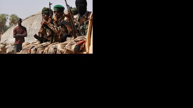 Groot offensief Frans leger in Mali