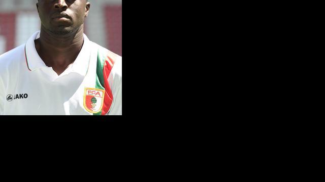 Gibril Sankoh traint mee met FC Groningen