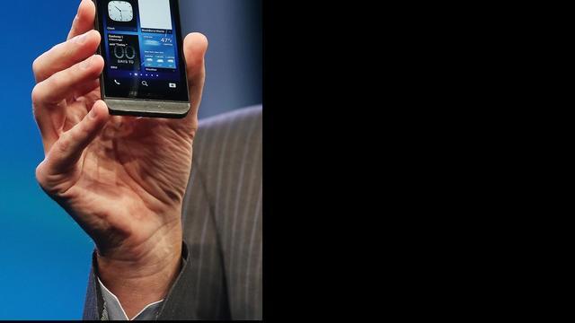 Nog eens 250 man moeten vertrekken bij Blackberry