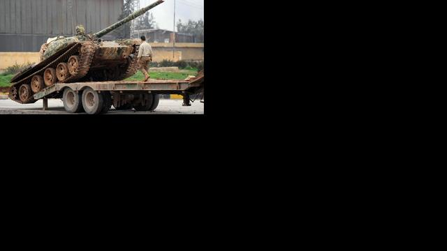 'Rusland evacueert troepen in Syrië'