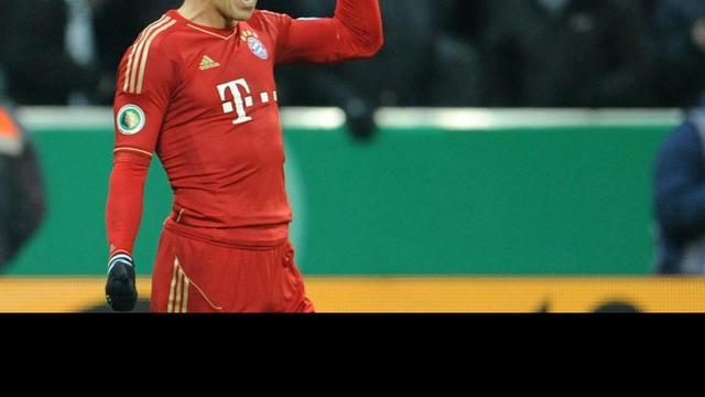 Robben stuit op FC Barcelona in Champions League