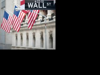 Gemengd beeld bij slot Wall Street