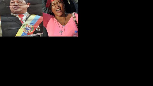 Verkiezingen Venezuela op 14 april