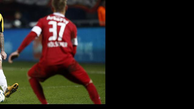 Janssen tegen Roda JC terug in basis Vitesse