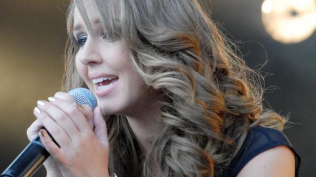 Esmée Denters kijkt tevreden terug op The Voice