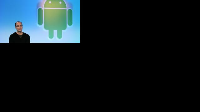 Android-oprichter Andy Rubin verlaat Google