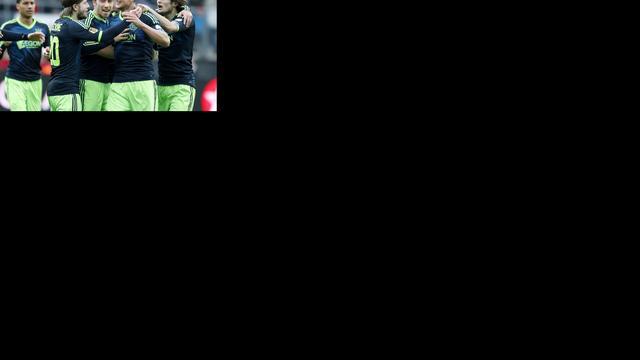 Ajax sinds 2010 bijna niet te verslaan in het voorjaar