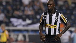 De middenvelder van Botafogo moet vrezen voor een schorsing van twaalf duels na zijn opmerkelijke rode kaart.