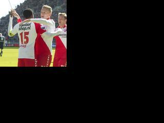 De middenvelder weet het zeker. Utrecht gaat ook met Twente afrekenen. Coach Jan Wouters werd uitgelachen na de treffer van Toornstra.