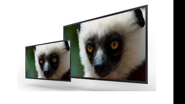 Sony onthult 4K-oled-monitoren voor grafische professionals