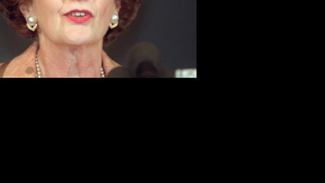 BBC bereikt compromis over anti-Thatcherlied