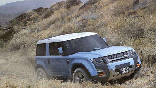 'Goedkopere Land Rover op komst'