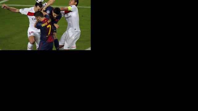 Barcelona komt met de schrik vrij tegen PSG