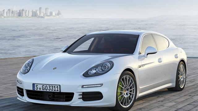 Prijzen Porsche Panamera bekend