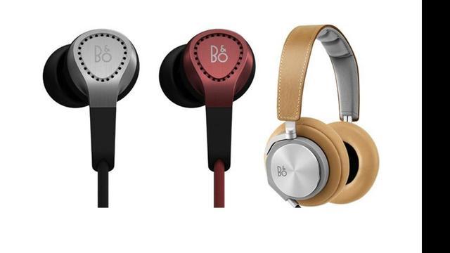 Bang & Olufsen introduceert nieuwe headsets