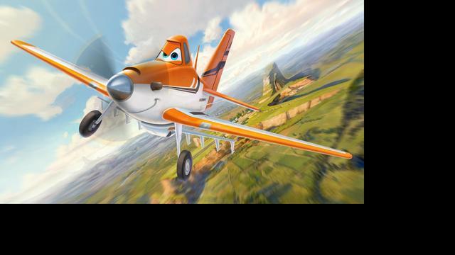 Disney's Planes enkel voor Nintendo