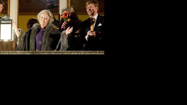 Beatrix geeft startsein voor 300 jaar Vrede van Utrecht