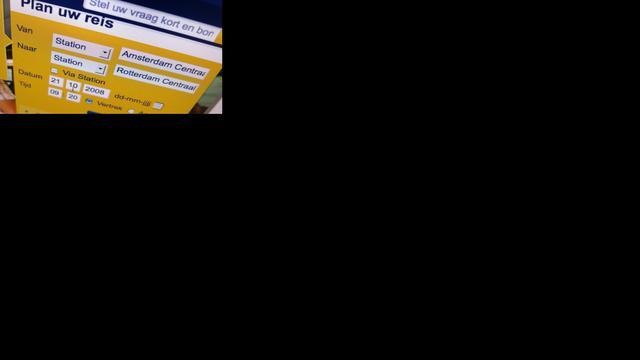 Website NS doelwit cyberaanval