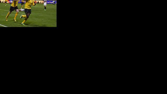 Vitesse geeft ruime voorsprong uit handen bij Roda