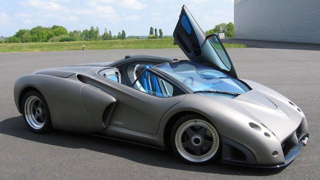 Honderden Lamborghini-fans op feestje
