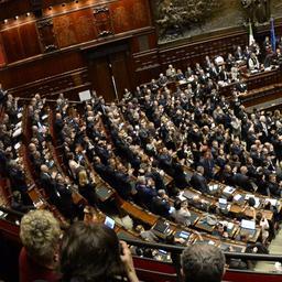 Italië keurt snelle afwikkeling twee noodlijdende banken goed