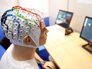 Hersenen van autistische kinderen genereren meer informatie