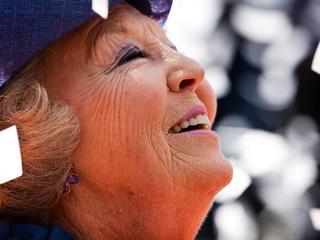 33 jaar Beatrix