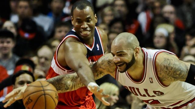 NBA-speler Jason Collins komt uit de kast
