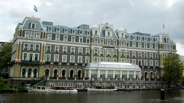 Amstel Hotel korte tijd ontruimd na kortsluiting