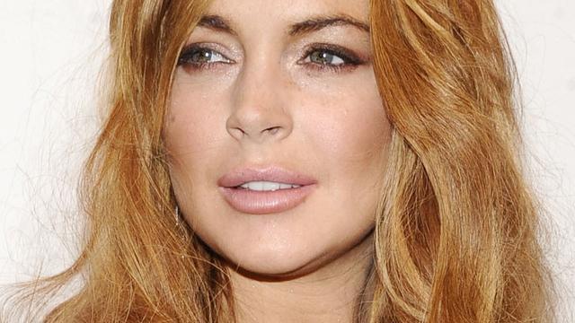 'Lindsay Lohan op vakantie in Europa na kliniek'