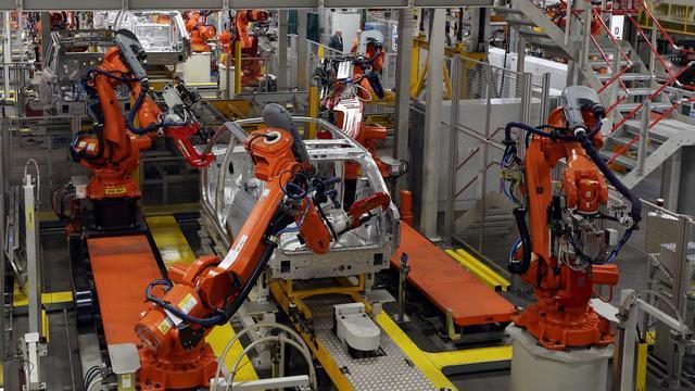 Britse fabrieken boeken beste jaar sinds 2010