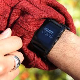 NU.nl lanceert app voor Pebble-smartwatch