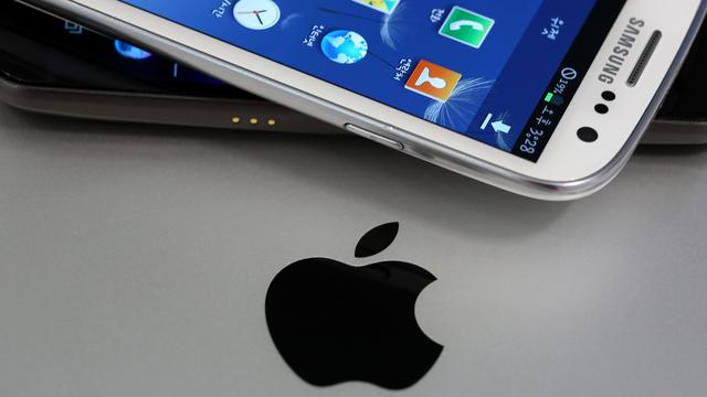 Google en Samsung mogelijk in problemen door Steve Jobs-patent