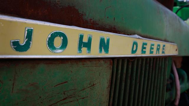 Minder winst voor tractorfabrikant Deere