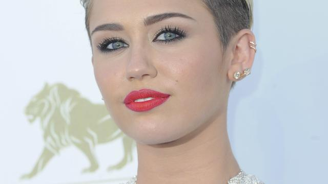 Miley Cyrus maakt zich niet druk om kritiek