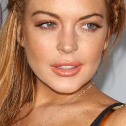 Vader komt op voor 'talent' Lindsay Lohan