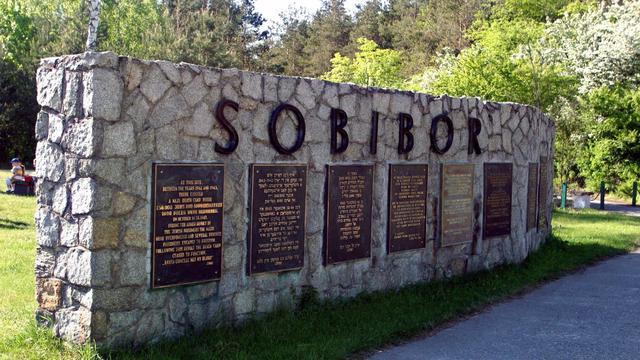 Bezoekers Kamp Vught kunnen virtueel kijkje nemen in Sobibor