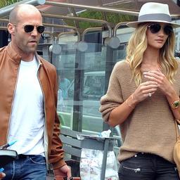 'Jason Statham en Rosie Huntington-Whiteley kopen villa'