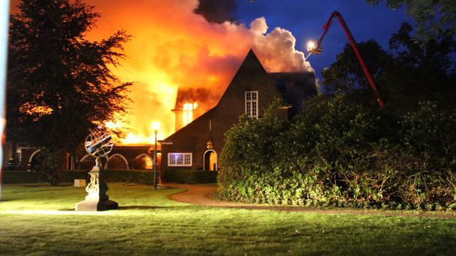 Waalre start herbouw gemeentehuis dat verwoest werd bij aanslag