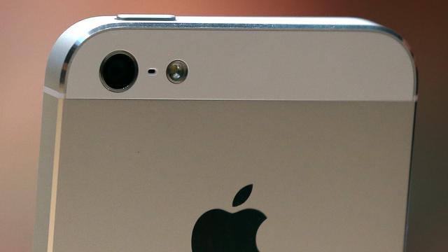 'Apple stopt met gebruik Samsung-chips in 2014'