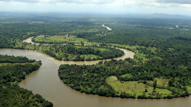 Aanleg Nicaraguakanaal van start